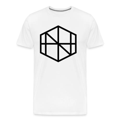 Digitalisti! - Miesten premium t-paita