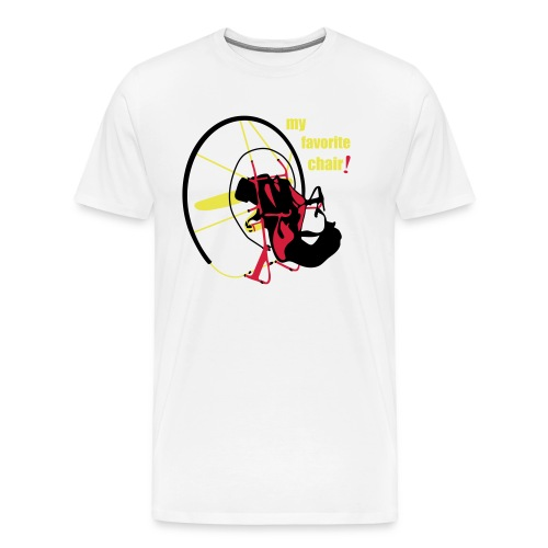 my_favorite_chair - Männer Premium T-Shirt