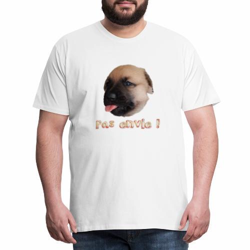 Pas envie - T-shirt Premium Homme