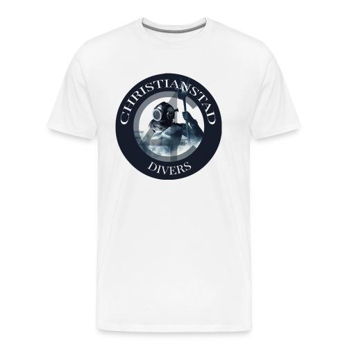 Logotype-2 - Premium-T-shirt herr
