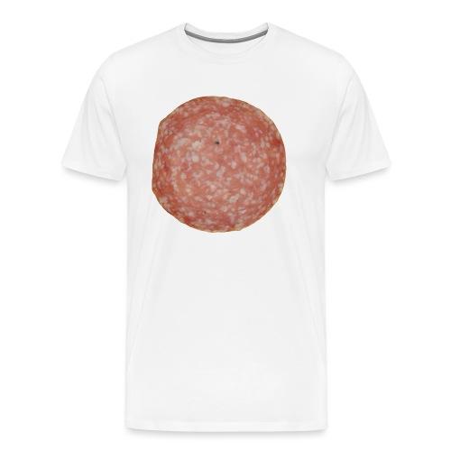 Salami - Männer Premium T-Shirt
