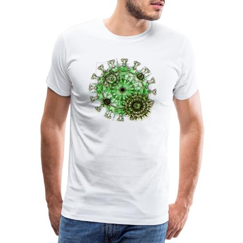 Virus 150220 ds. A - Men's Premium T-Shirt