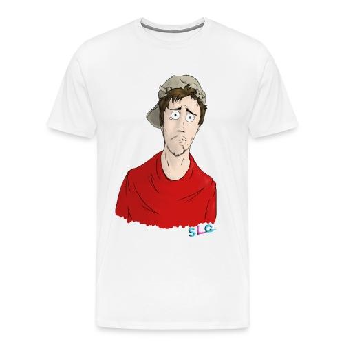 Geek - Tee shirt manches longues Premium Homme - T-shirt Premium Homme