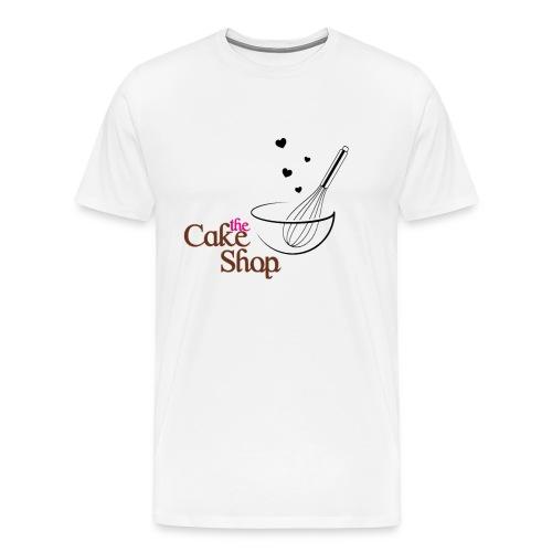 THE CAKE SHOP - Camiseta premium hombre