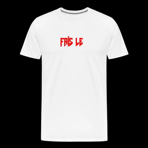 Saint Esma FAIS LE print. - Männer Premium T-Shirt