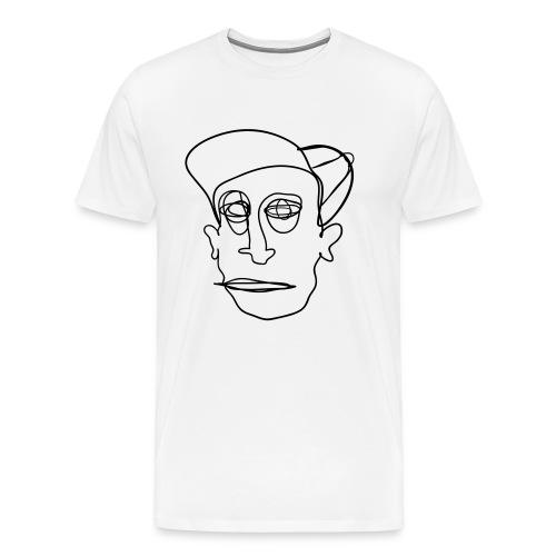 FJÆS - Herre premium T-shirt