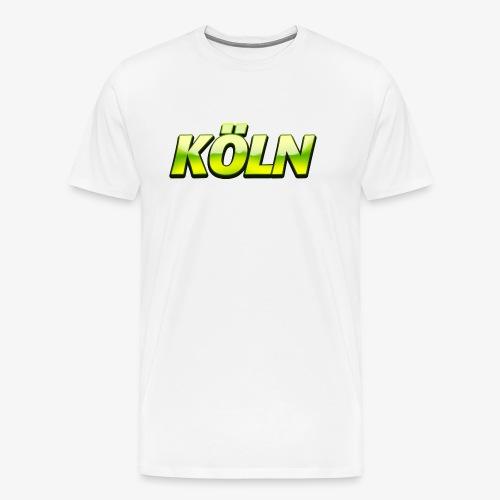 Green Hills Groß Köln - Männer Premium T-Shirt