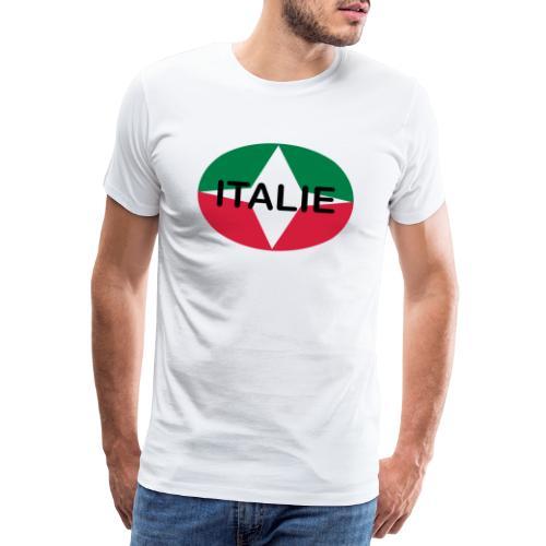 Drapeau Italia - T-shirt Premium Homme