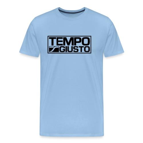 Tempo Giusto Rectangle - Men's Premium T-Shirt