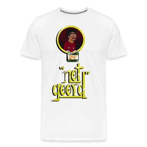 rakesh shirtupdated - Men's Premium T-Shirt