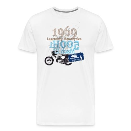 m089 - T-shirt Premium Homme