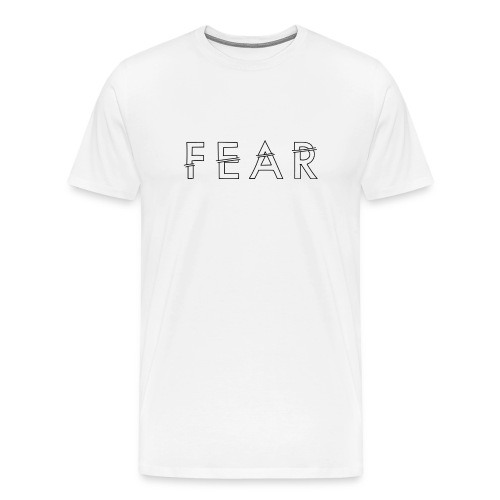 OnEyed Fear - Mannen Premium T-shirt