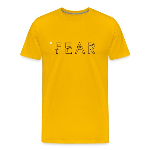 OnEyed Fear - Mannen Premium T-shirt