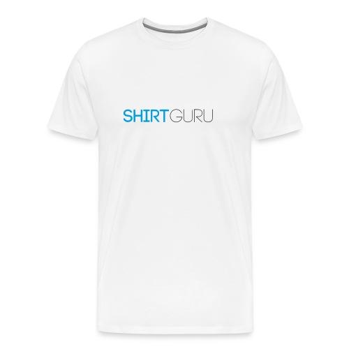 SHIRTGURU - Männer Premium T-Shirt