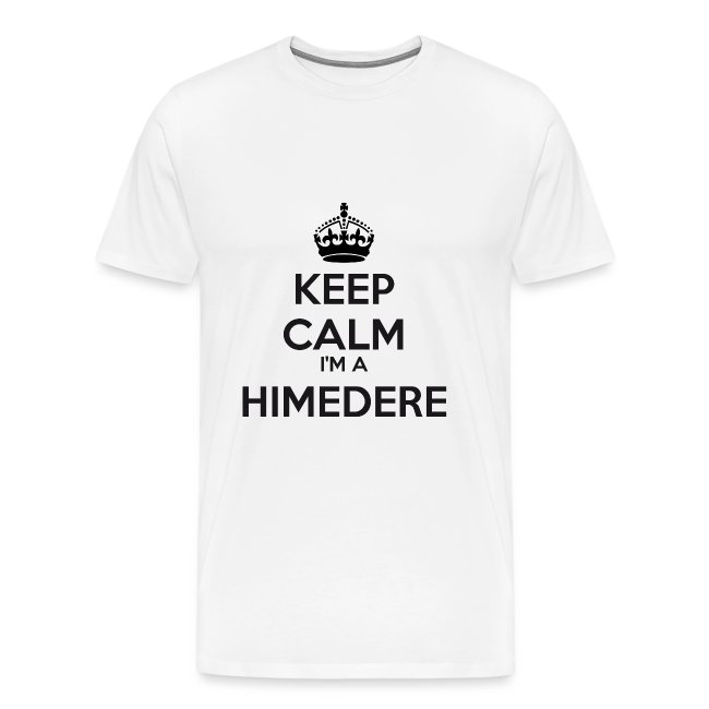 Himedere keep calm