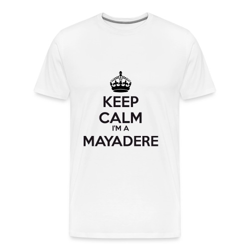 Mayadere keep calm - Men's Premium T-Shirt