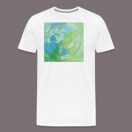 Wander - Männer Premium T-Shirt
