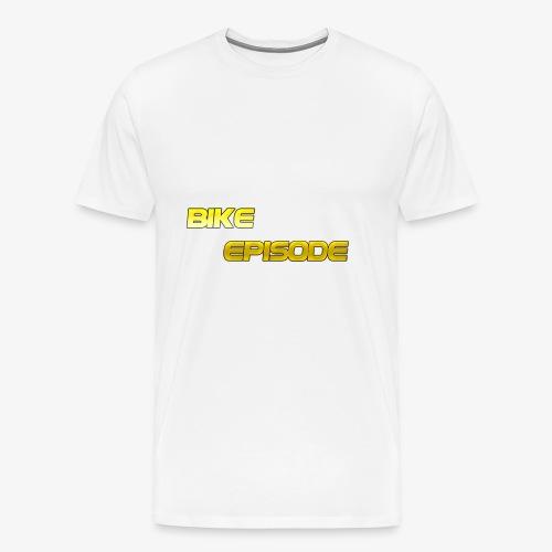 Cool Text Bike Episode 279969397204592 - Männer Premium T-Shirt