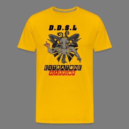 DDSL E W M.A.X - Mannen Premium T-shirt