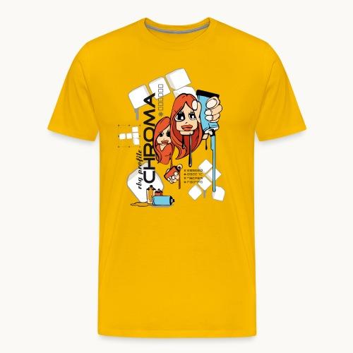 Chroma - T-shirt Premium Homme