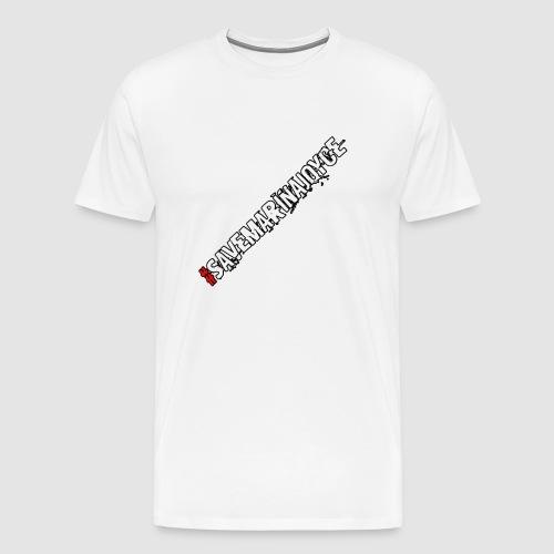 SaveMarinaJoyce - Men's Premium T-Shirt