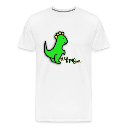 Jerry Mad Dino Love png - Men's Premium T-Shirt