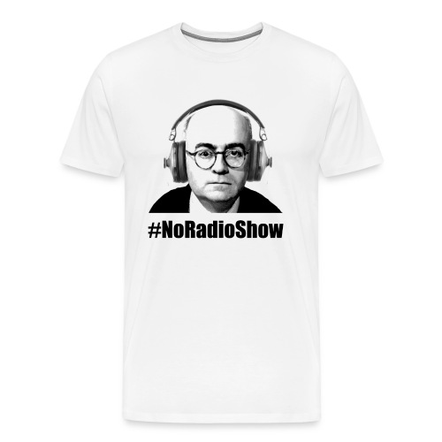NoRadioPod - Männer Premium T-Shirt