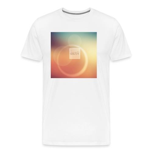 autumn coque png - T-shirt Premium Homme