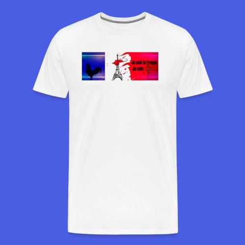 logo tdf grand jpg - T-shirt Premium Homme