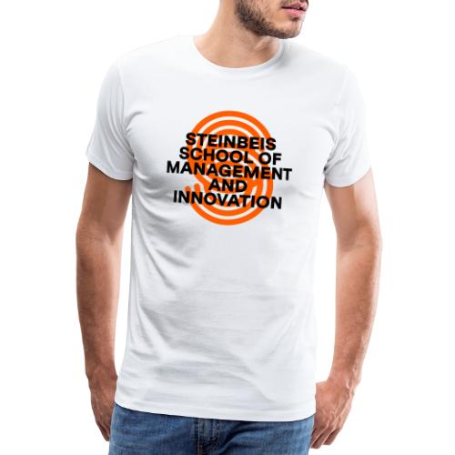 SUPERSIGN + SCHRIFTZUG - Männer Premium T-Shirt