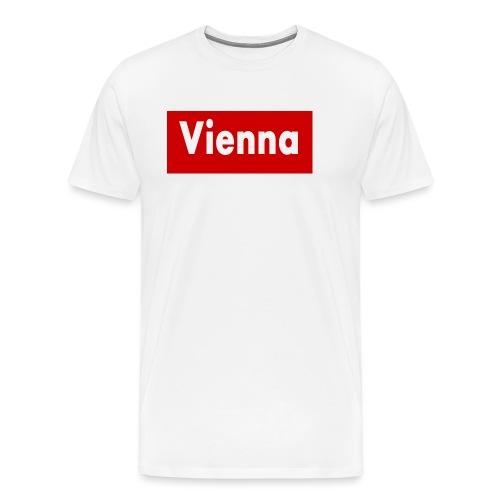 vienna - Männer Premium T-Shirt