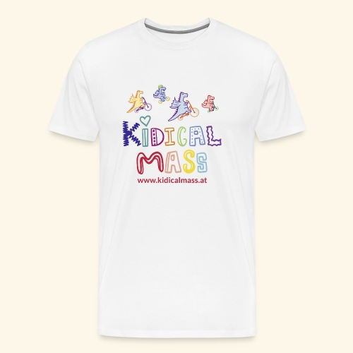 Kidical Mass 2021 - Männer Premium T-Shirt