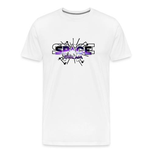 SPACE DREAM - T-shirt Premium Homme