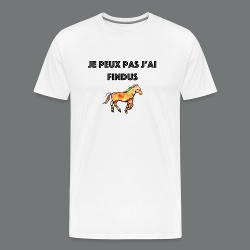 FINDUS - T-shirt Premium Homme