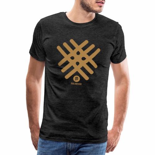 Maladesign - Miesten premium t-paita