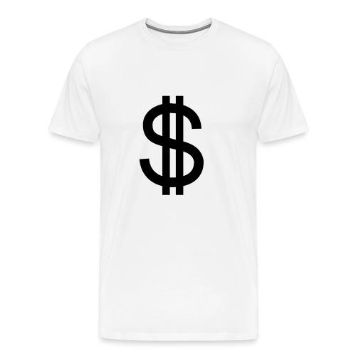 Dollar - Camiseta premium hombre