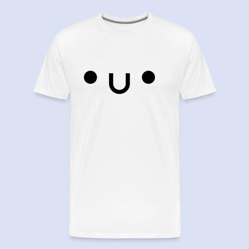 •u• - T-shirt Premium Homme