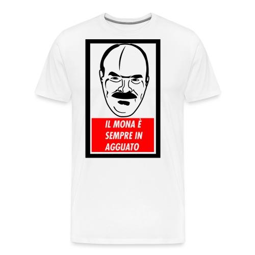 BRS obey edition - Maglietta Premium da uomo