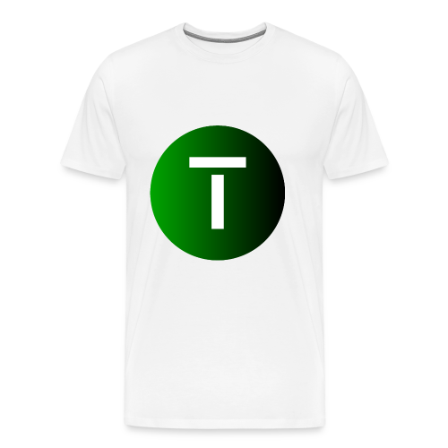 Tech4You Dot 2019 - Männer Premium T-Shirt