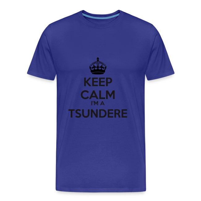 Tsundere keep calm