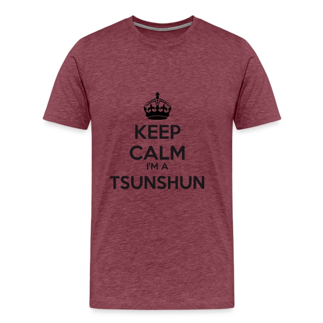 Tsunshun keep calm