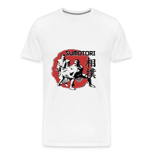 sumo - Men's Premium T-Shirt