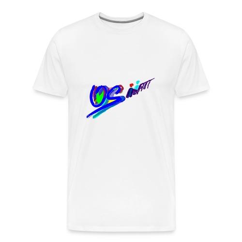 ossportshooting frei - Männer Premium T-Shirt