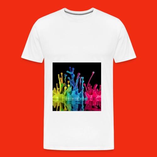 Farbe - Männer Premium T-Shirt