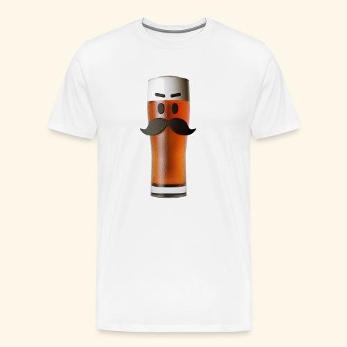 Beermoticon Mexican Pale Ale - Men's Premium T-Shirt