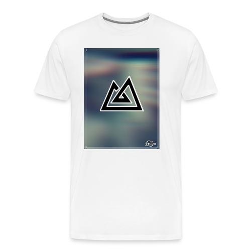 Montagne. - T-shirt Premium Homme