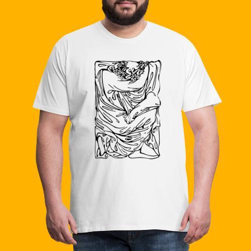 covering - Men's Premium T-Shirt