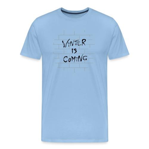 Die Mauer - Männer Premium T-Shirt
