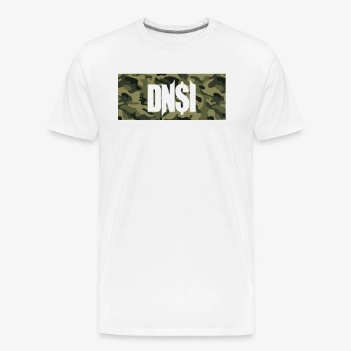 DNSI DESIGN png - Männer Premium T-Shirt