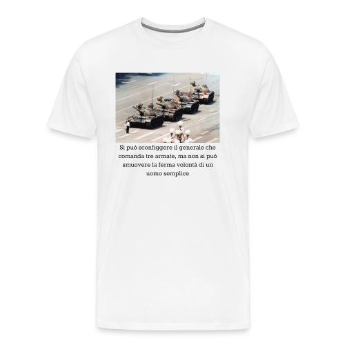 Volontà - Maglietta Premium da uomo